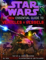The New Essential Guide to Vehicles and Vessels (Star Wars) артикул 6495d.