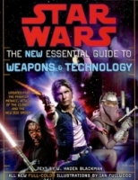 The New Essential Guide to Weapons and Technology, Revised Edition (Star Wars) артикул 6497d.