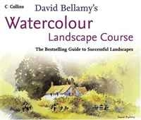 David Bellamy's Watercolour Landscape Course артикул 6315d.