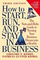 How to Start, Run, and Stay in Business (3rd Ed) артикул 6408d.