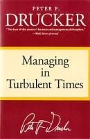 Managing in Turbulent Times артикул 6412d.