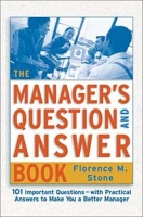 The Manager's Question and Answer Book артикул 6422d.