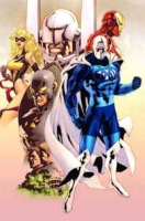 Adam: Legend Of The Blue Marvel TPB артикул 6470d.
