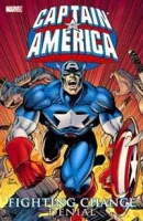 Captain America: Fighting Chance - Denial TPB артикул 6491d.