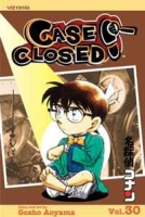 Case Closed, Volume 30 (Case Closed (Graphic Novels)) артикул 6500d.