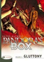 Gluttony: Pandora's Box Vol 3 артикул 6508d.