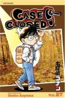 Case Closed, Volume 27 (Case Closed (Graphic Novels)) артикул 6516d.